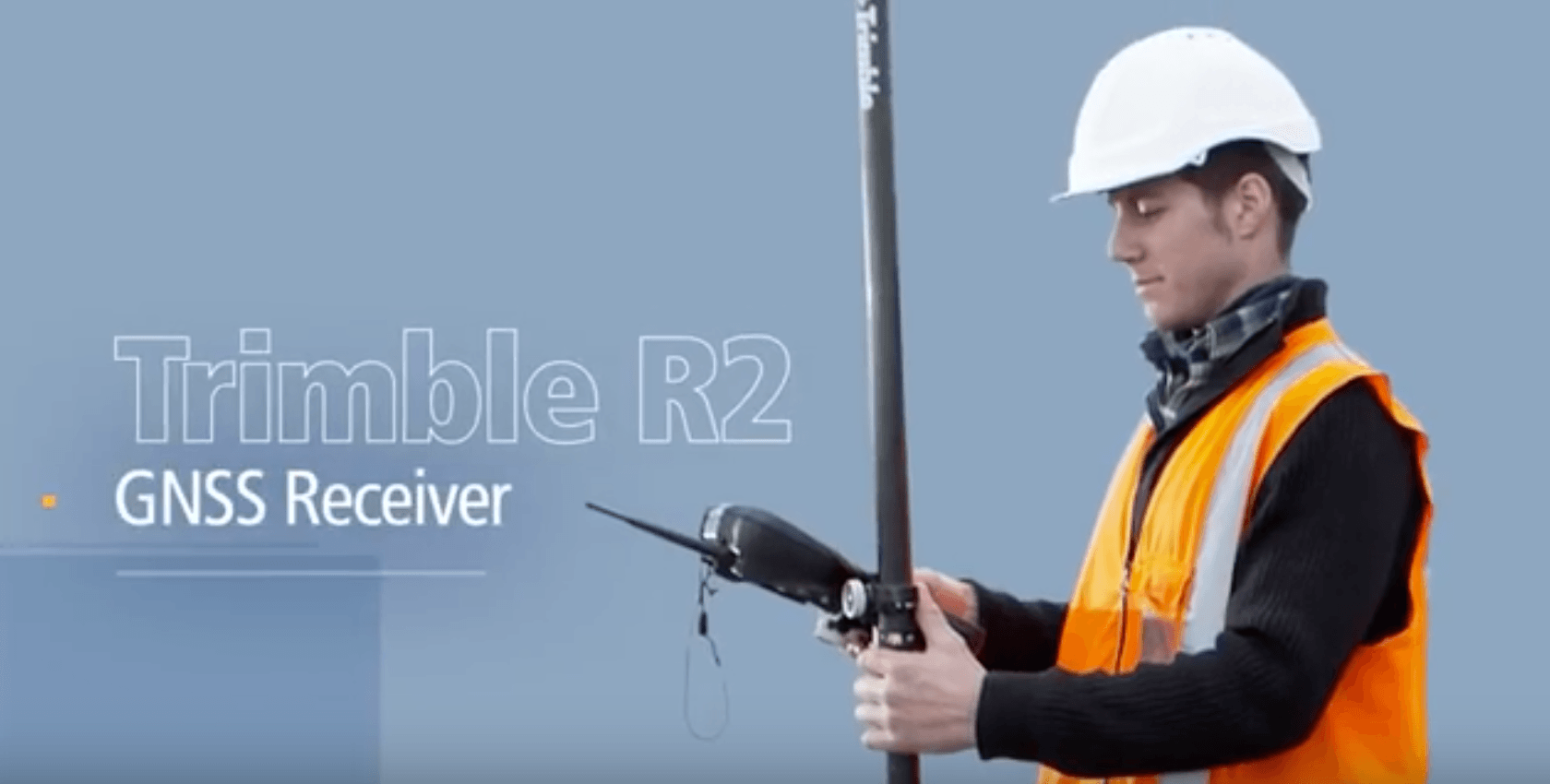 Trimble R2 GNSS Receiver Overview Video